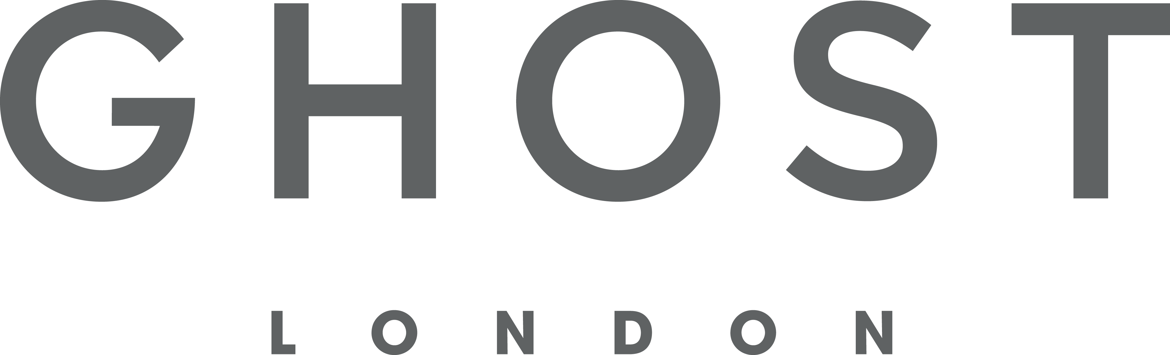 GHOST London logo