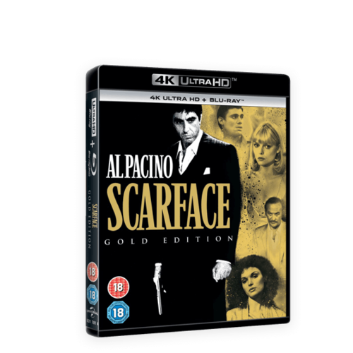 Scarface 35th anniversary. Order Now.