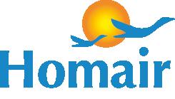 Homair logo